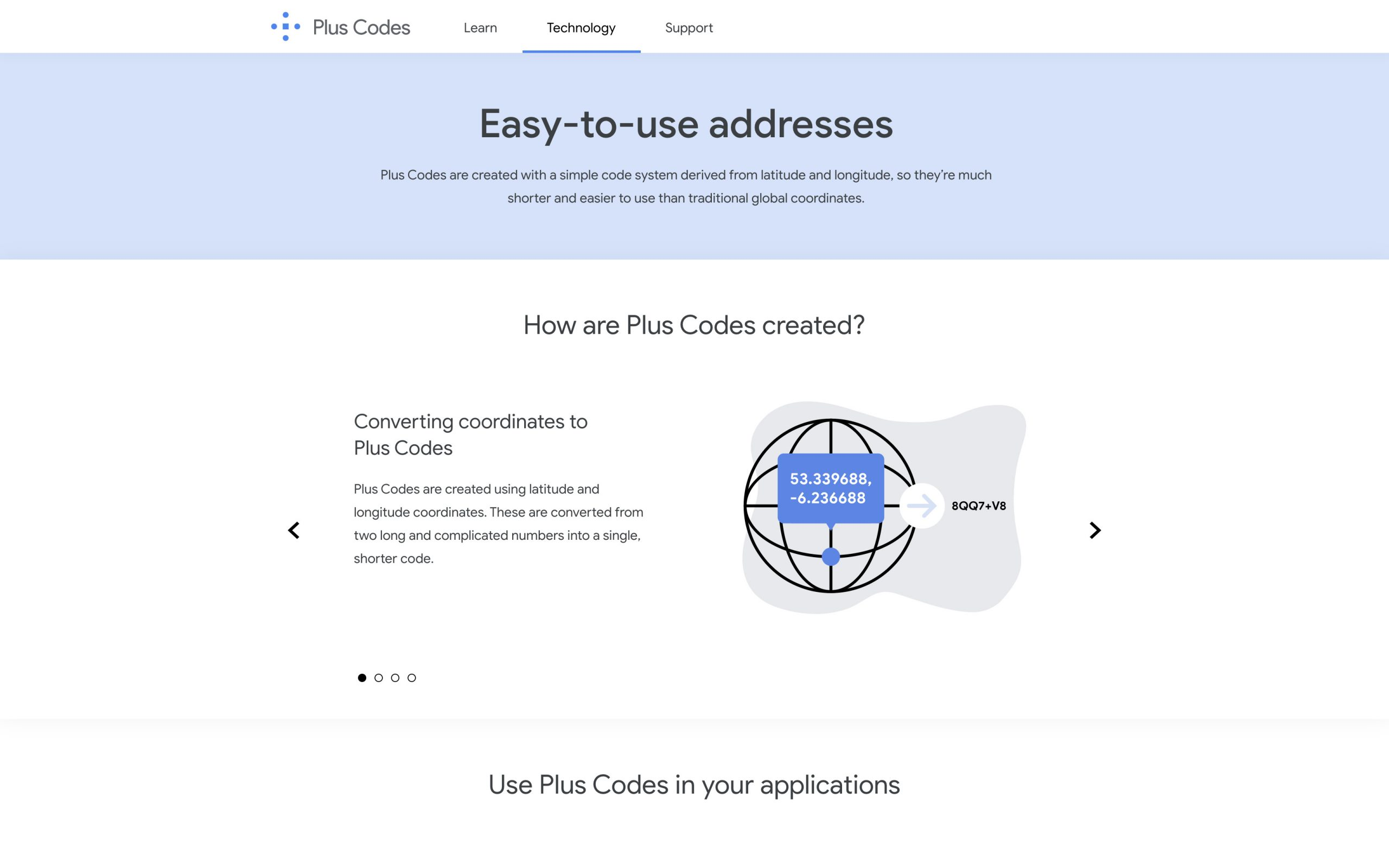 """What are """"Plus Codes""""?"""
